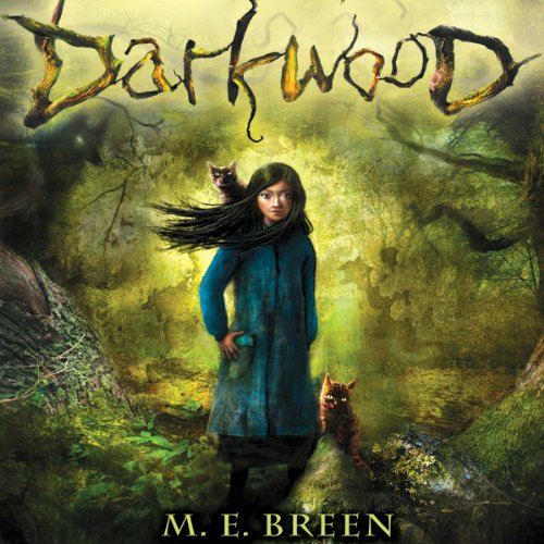Darkwood audiobook cover art