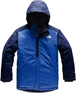 The North Face Boys' Brayden Insulated Jacket, TNF Blue, S