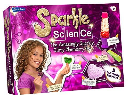 La boîte de jeu Sparkle Science