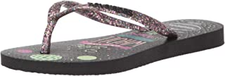 Havaianas Kids Slim Fashion Unisex-Child Sandal