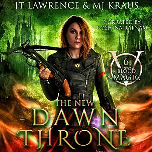 Couverture de The New Dawn Throne