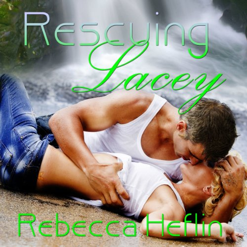 Rescuing Lacey audiobook cover art