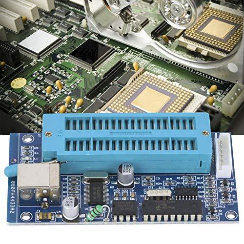 Jeanoko K150 USB-Programmierer Universalprogrammierer PIC-Chip-Programmierer Schnelleres Brennen für die Entwicklung eines Mikrocontrollers