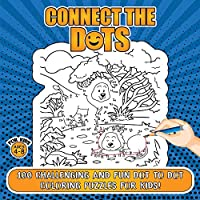 Connect The Dots For Kids Ages 4-8