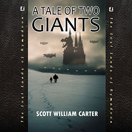 A Tale of Two Giants (Rymadoon) audiobook cover art