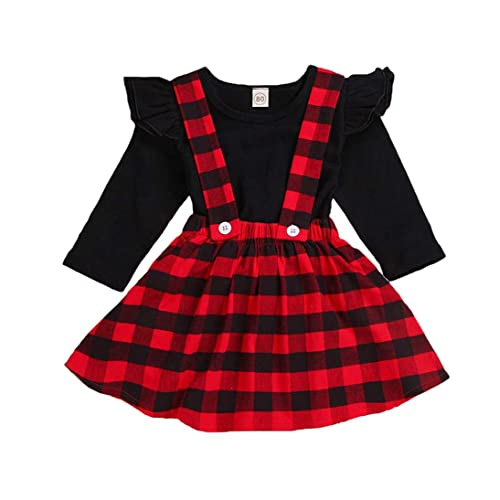 f9c68da22b0b Toddler and Infant Christmas Dresses and Outfits  Amazon.com