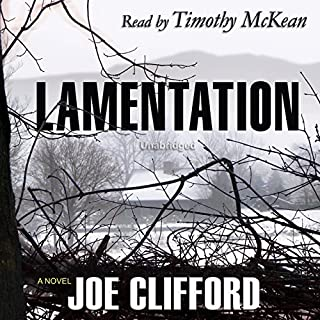 Lamentation audiobook cover art