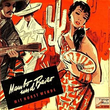 "Vintage Jazz Nº 42 - EPs Collectors, ""Mit Horst Wende"""