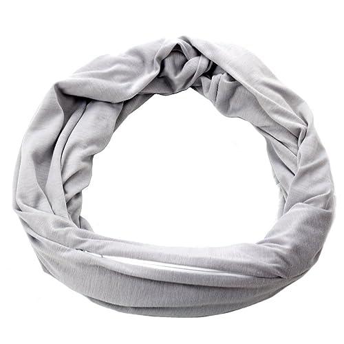 060e52480260 Lightweight Infinity Scarf Wrap with Hidden Zipper Pocket msrp ...