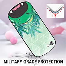 Case foriPhone 6/6S Plus Shield Series, Hard Plastic Back Cover Protective Case for Boy Cute Monster Grid Pineapple. Anti-Drop