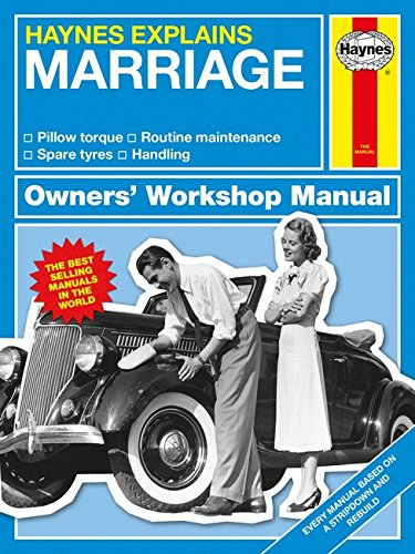 Starling, B: Marriage (Owners\' Workshop Manual)