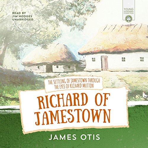 Richard of Jamestown audiobook cover art