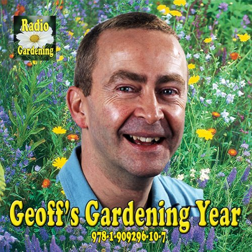 Geoff's Gardening Year audiobook cover art