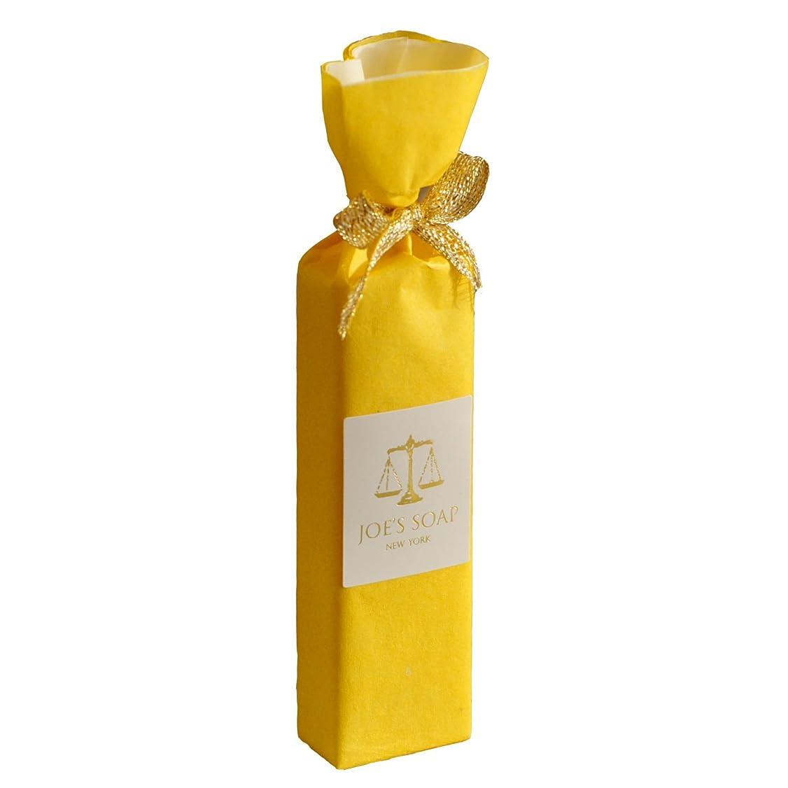 見捨てる時計糞JOE'S SOAP ジョーズソープ オリーブソープ NO.6 CHAMOMILE カモミール 20g トライアル お試し無添加 オーガニック 石鹸 洗顔 保湿