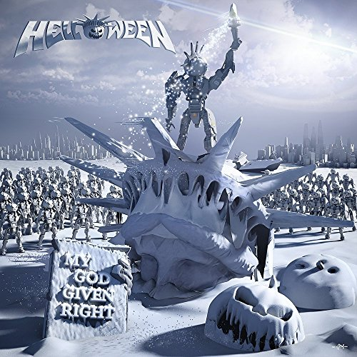 Helloween: My God-Given Right (DigiPak mit 3D Cover) (Audio CD (Limited Edition))