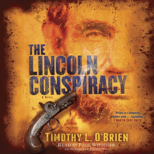 The Lincoln Conspiracy cover art