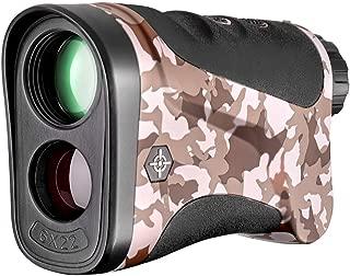 Gosky Laser Rangefinder Hunting Range Finder with Ranging/Speed Model for Hunting Outdoor Using