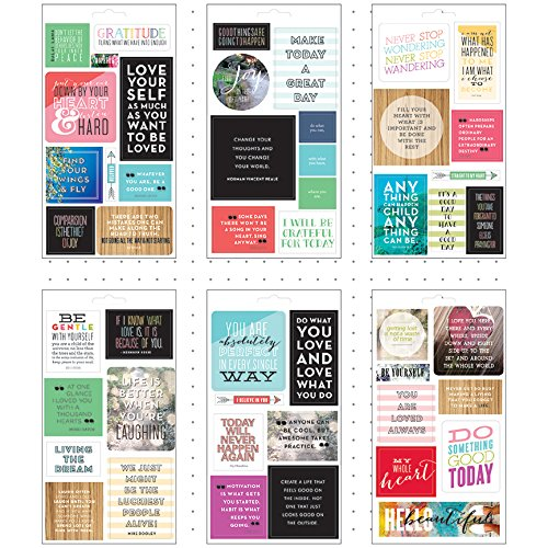 Planner Stickers And Accessories Amazon Com