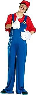 infactory Fasching Kostüme: Kostüm Italienischer Klempner