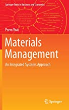 materials management an integrated approach