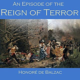 An Episode of the Reign of Terror audiobook cover art
