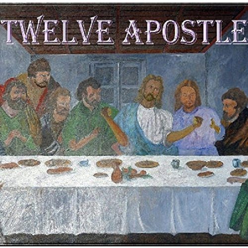 The Twelve Apostles audiobook cover art