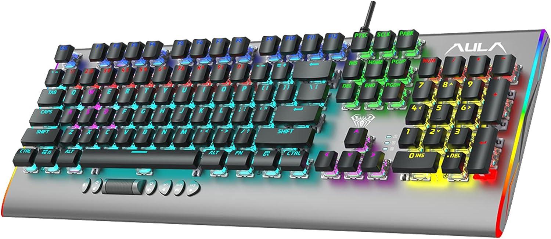 AULA F2099 RGB Mechanical Gaming Keyboard