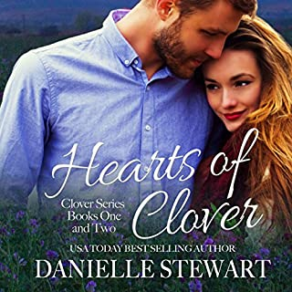 Hearts of Clover audiobook cover art