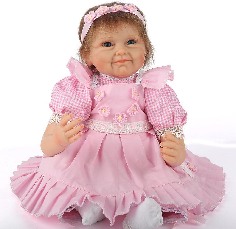 Entrega gratuita y rápida disponible. Simulación Baby Reborn Doll Girl Cute Juguetes Accesorios De Fotografía Fotografía Fotografía Realistic Baby Dolls  tienda en linea