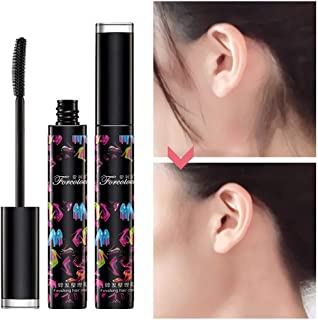 Hair Finish Stick-Hamkaw Longlasting and Not Greasy Fixing Bangs Stereotypes Cream Hair Serum for Frizz Control, Shine and Straightening,Shaping Hair Styling Wax for Men and Women