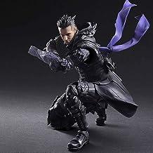 MMZ Final Fantasy XV - Nyx Ulric Atcion Figura Figura Colección de PA Kai - equipados con Armas y reemplazables Manos 11