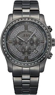 JBW Men's Vanquish J6337D Chronograph Diamond Watch