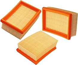 HIFROM Pack of 3 Air Filter Cleaner Replace for Stihl TS700 TS800 Cutquik Cut Off saws Replace 4224-141-0300A 4224 141 0300