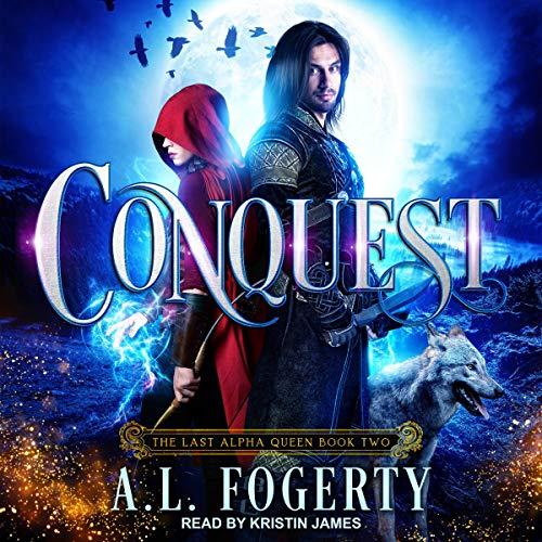 Conquest cover art