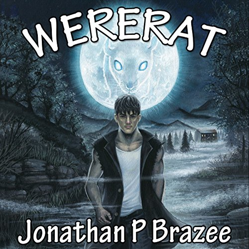 Wererat audiobook cover art