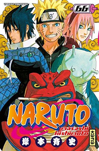 Naruto - Tome 66