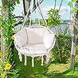 Zoom IMG-1 poltrona sospesa da giardino sedia