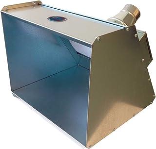 "Paasche Airbrush HSSB-22-16 Hobby Spray Booth, 22"" Width, Silver"