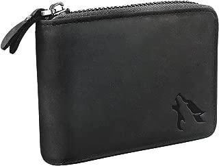 heavy duty zip wallets