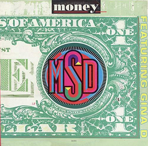 MSD FEATURING GINA D / MONEY