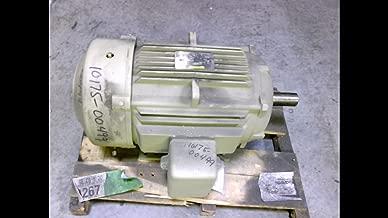 Ge Motors and Industrial Systems 5Ks286vsp208d9 Motor 3 Phase 460V 5Ks286vsp208d9