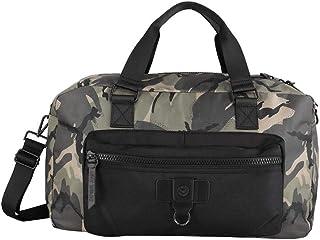 Kaporal - Sac de voyage/sport noir et camouflage - Longa - Homme