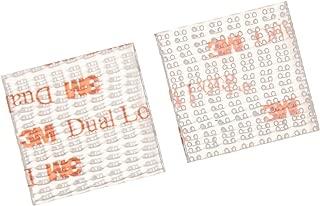 3M SJ3560 1in X 1in - 100 per pack Reclosable Fastener (1 Pack)