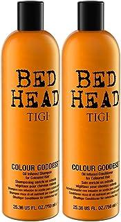 TIGI Bed Head Colour Goddess Shampoo & Conditioner per Capelli Colorati - 1500 g