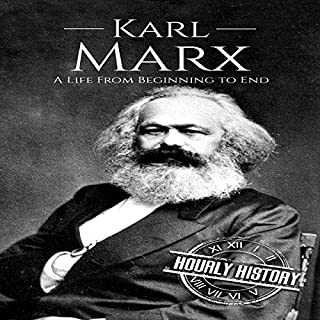 Karl Marx audiobook cover art