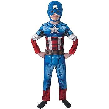 Rubies The Avengers - Disfraz Marvel The Avengers Capitán América ...