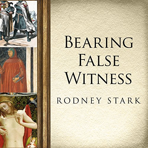 Bearing False Witness audiobook cover art