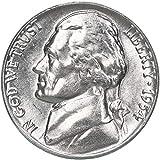1954 D Jefferson Nickel Brilliant Uncirculated