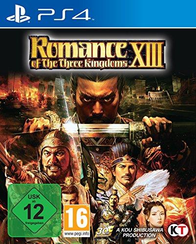 Romance Of The Three Kingdoms XIII [Edizione: Germania]
