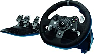 Logitech G920 Driving Force Racing Wheel - Xbox One/Xbox Series X